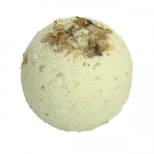 Chamomile bath bomb 100mg cbd