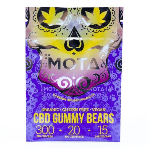 CBD Gummy Bears Gluten Free